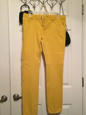 Micheal Kors Yellow Jeans