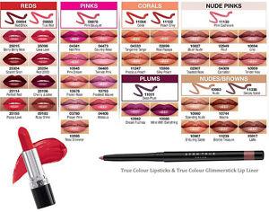 Avon True Colour Lipstick or Glimmerstick Lip Liner //  Various (RRP £6 / £7.50)