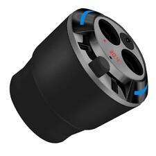 2 Port Dual USB Cigarette Lighter Adapter Socket Splitter Car Charger 12-24V Cup