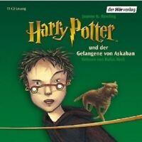 HARRY POTTER UND DER GEFANGENE VON ASKABAN 11 CD NEW
