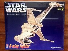 AMT LIMITED EDITION STAR WARS B-WING FIGHTER MODEL KIT ITEM 08780 F/S LAST ONE !