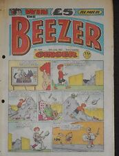 The Beezer Comic 20th June 1987 (Issue 1640)