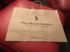 Ralph Lauren medio Regalo/Bolso de compras