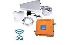 Kit ripetitore amplificatore segnale antenna rete cellulare gsm 3g