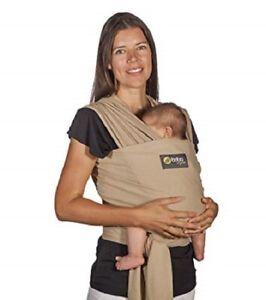 Boba Organic Wrap Baby Carrier- Khaki