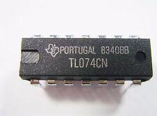 TL074  Low Power JFET - Op-Amp  IC SCHALTKREIS #AT71