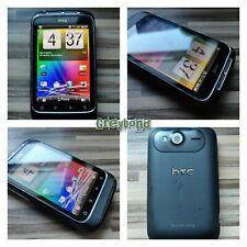 HTC Wildfire S - Black (EE) Smartphone