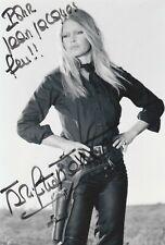 Autographe Original: BRIGITTE BARDOT.