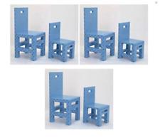 Jekca Homebuilder Builder Lite Toddler Chair Stool Furniture Hbd-314 Light Blue