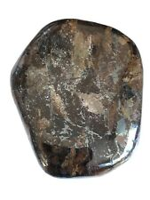 BRAND NEW, IN POUCH BRONZITE CRYSTAL PALM STONE.  PROTECTION, CLARITY. BRON08