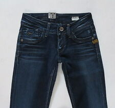 G-star Raw Women Jeans Italy 25 W x 32 Lynn Skinny Brand New with Tags