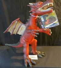 """Animal Planet Giant Dragon medieval action figure 18"""" fantasy play toy"""