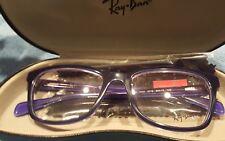 RAYBAN RB 5150 5776 Eyeglass Frames Blue Purple 52 17 140 New
