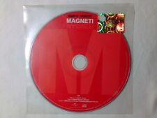 MARIO VENUTI Magneti cd singolo PR0M0 DENOVO KABALLA'