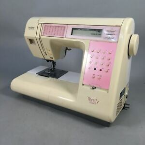Japanese Sewing Machine Brother Tendy 7000 Electric Computer Control J985