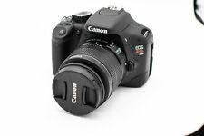New ListingCanon Eos Rebel T2i Dslr Camera - With 18-35 f3.5 lens