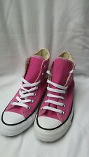 Brand New! Converse high tops pink men size 4.5 women size 6.5 FREE SHIP!
