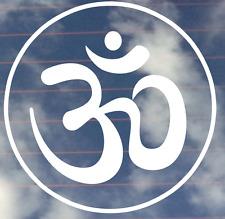 Om Aum Mantra Decal Spiritual Symbol Vinyl Sticker Any Colour Buy 2 Get 1 Free