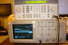 Tektronix TDS 620A Digital Oscilloscope 500Mhz 2GS/s VGA FFT +Preventative Recap