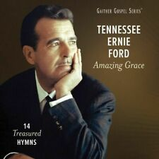 Tennessee Ernie Ford - Amazing Grace: 14 Treasured Hymns [New CD]