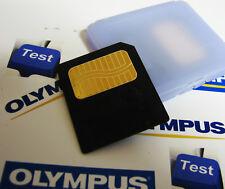 Olympus 8MB SMARTMEDIA CARD+Large BoX-KORG-YAMAHA-ROLAND-Leica-Logitech-Kurzweil