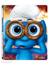Smurfs : The Lost Village (Blu-ray) 2Disc : 3D+2D STEELBOOK / Region ALL