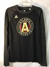 ADIDAS ATLANTA UNITED FC L|S SHIRT MENS SZ Small NWOT