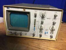 HP 1722A Analog Oscilloscope