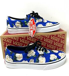 VANS Era Romantic Floral Lapis Canvas Women's Sneakers VN0A38FRVP9