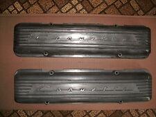 Corvette valve covers vintage 56 57 58 59 original