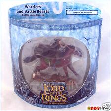 LOTR AOME Warriors Battle Beasts - Aragorn on Horseback