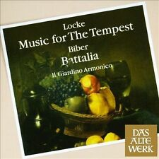 Battalia: Music for the Tempest, New Music