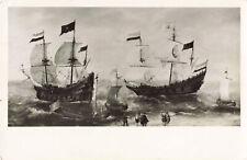 R194629 Frans Halsmuseum. Haarlem. Cornelis Verbeeck. Marine. Trika. Gouda. Ding