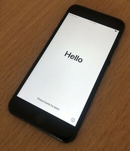 Apple iPhone 7 Plus - Black - 32GB -unlocked - PERFECT SCREEN - FREE DELIVERY!