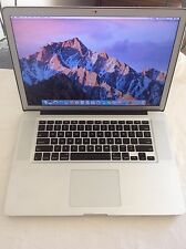"Macbook Pro 15"", Mid 2012, i7 2.3 - 3.3 GHz, 8 GB Ram, 750 GB HD, Nvidia GT 650M"