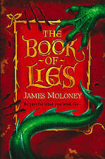 The Book of Lies, Moloney, James, New Book