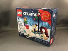 LEGO Creator - 40107 - Winter Skating Scene - Limited Edition - PROMO - SEALED
