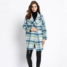 Women's Outdoor Wool Blend Trench Coats, Macs Button Coats & Jackets