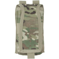 MOLLE MTP MULTICAM ADMIN PATCH PANEL MILITARY BRITISH ARMY BLOOD GROUP ALPHA UK