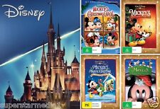 Mickey Mouse : Christmas Collection : 4 DVD Box : NEW DVD