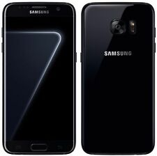 Samsung Galaxy S7 Edge Duos SM-G935FD 32 GB Black Unlocked Dual Sim Octa-Core