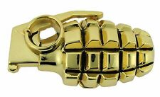 Grenade Hand Belt Buckles Military Mens New Firearms USA Army Navy Seal Tattoo