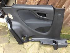 FIAT PUNTO SPORT BLACK CLOTH 2014 3 Dr REAR PASSENGER SEAT/DOOR CARD IMACULATE