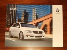 VOLKSWAGEN PASSAT BROCHURE 2010 DAS AUTO COLLECTIBLE ADVERTISING WOLFSBURG
