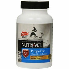 New listing Nutri-Vet Puppy Vite for Puppies (60 Chewables)