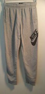 Nike Boys Skateboard Sweatpants Sz XL cuffed elastic stretch waist
