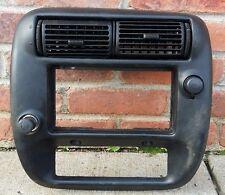 95/01 Ford Ranger Explorer Dash Radio Climate Bezel Vents Trim