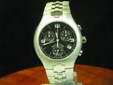 Maurice Lacroix Siras Stainless Steel Chronograph Men's Watch / Ref SA1027