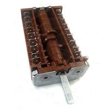 Smeg Oven Commutator Selector Switch 811730240 SA702X-5 DO41SS, DO4BL-5