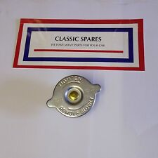 BEARDMORE TAXI PETROL ENGINE 1958 - 1962   NEW RADIATOR CAP  (NJ572B)
